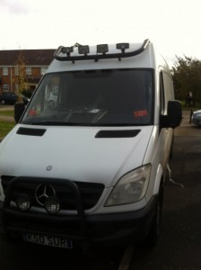 windscreens coventry windscreen replacement coventry Mercedes Sprinter heated windscreen 2