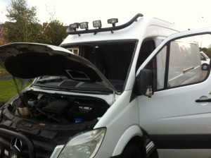 windscreens coventry windscreen replacement coventry Mercedes Sprinter heated windscreen 1