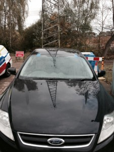 Windscreen Leicestershire windscreen Leicester Ford Mondeo Heated 1