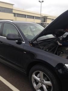 windscreens Rugby windscreen replacement Rugby Audi Q5 SUV windscreen 2