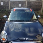 windscreens Solihull windscreen replacements Solihull Mini after
