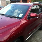 Windscreens Warwickshire new Jeep Grande Cherokee after