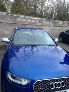 Windscreens Nuneaton Windscreen replacements Nuneaton Windscreens Audi RS4 Nuneaton windscreen