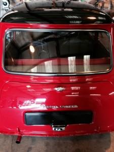 windscreens Nuneaton rear heated windscreen Nuneaton 1965 Mini