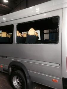windscreens Coventry mini bus