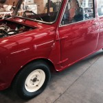 windscreen Nuneaton windscreen replacement Nuneaton 1965 Mini