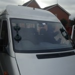 windscreens Nuneaton windscreen replacement Nuneaton and Bedworth Mercedes Sprinter minibus