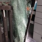 Windscreens Leamington Spa Windscreen replacements Leamington Spa Ford Fiesta windscreen bird strike damage