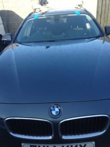 Windscreens Hinckley Windscreen replacement Hinckley BMW 3 Series windscreen during