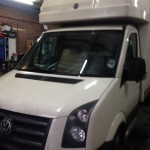 Windscreens Coventry Commercial Vehicle Windscreens Coventry windscreen replacement Coventry VW Crafter