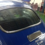 windscreens Nuneaton prestige car windscreens Nuneaton E Type Jaguar Nuneaton 1