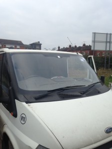 Windscreens Warwick commercial vehicles windscreens warwick Ford Transit Warwick 1